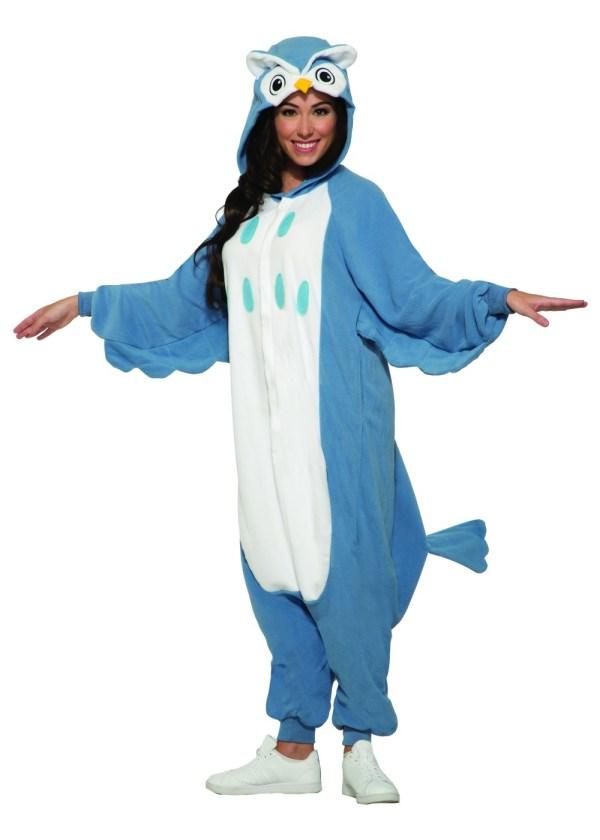 Owl Onesies Costume - Funny Costumes