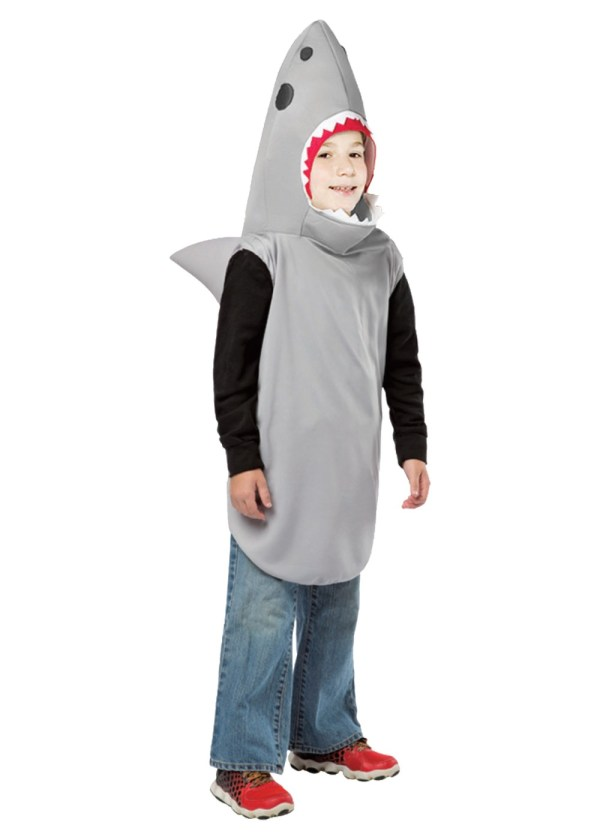 Boys Shark Costume - Animal Costumes