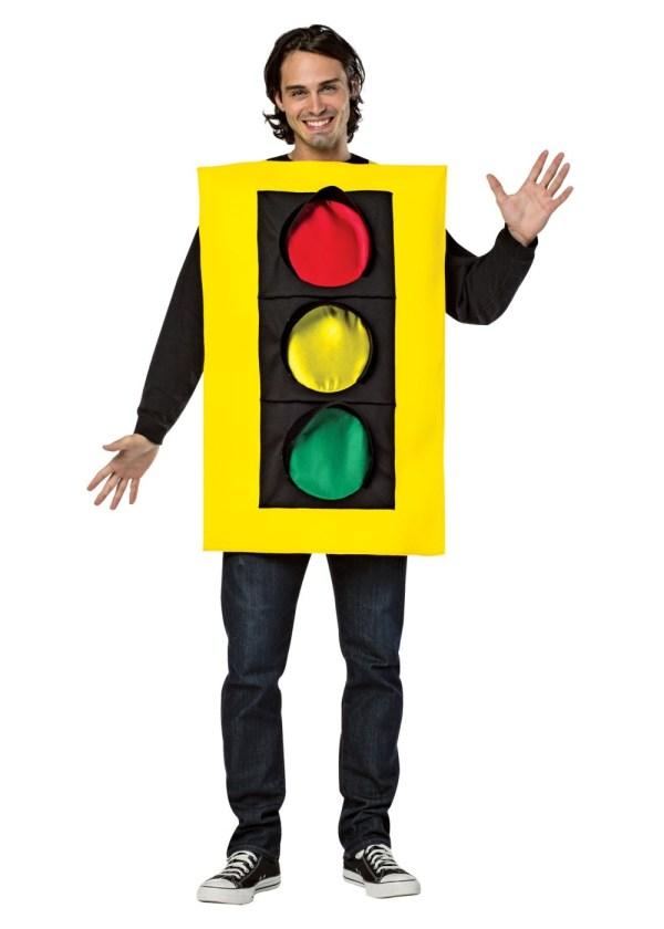 Traffic Light Costume - Funny Costumes