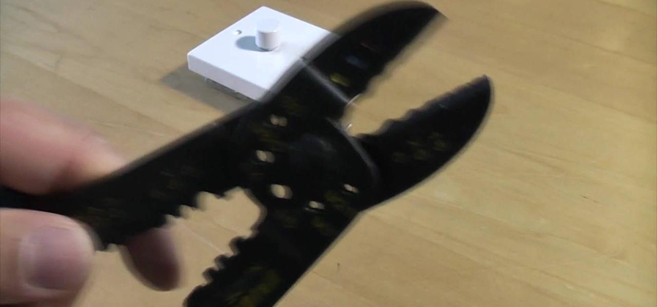 Screw Cutter Pliers