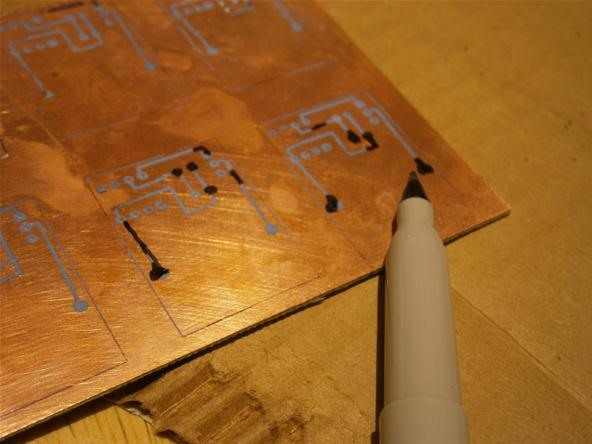 Diy Lab Equipment How To Etch Your Own Circuit Boards Using A Laser