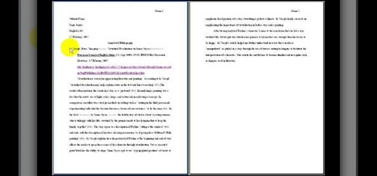 Annotated Essay Example How To Write An Annotated Bibliography Acirc