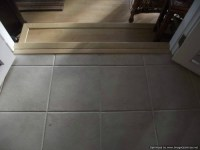 Installing Laminate Tile Over Ceramic Tile  DIY laminate ...