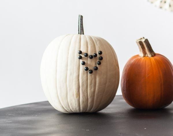 6 Cool No Carve Pumpkin Ideas
