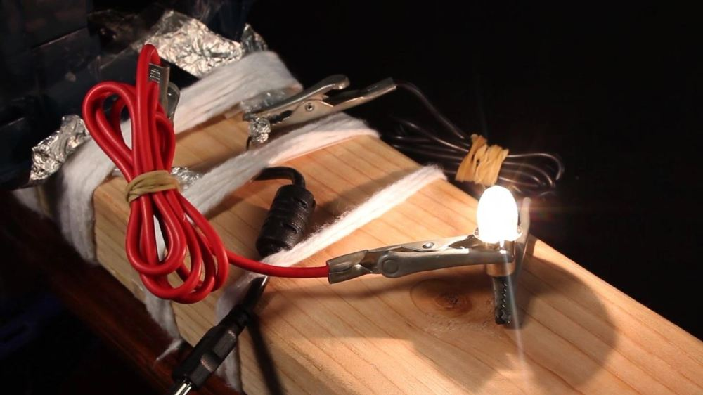 medium resolution of how to make a 40 watt electrical generator from common household items macgyverisms wonderhowto