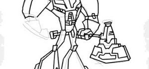 How to Make a paper Optimus Prime Transformer « Papercraft