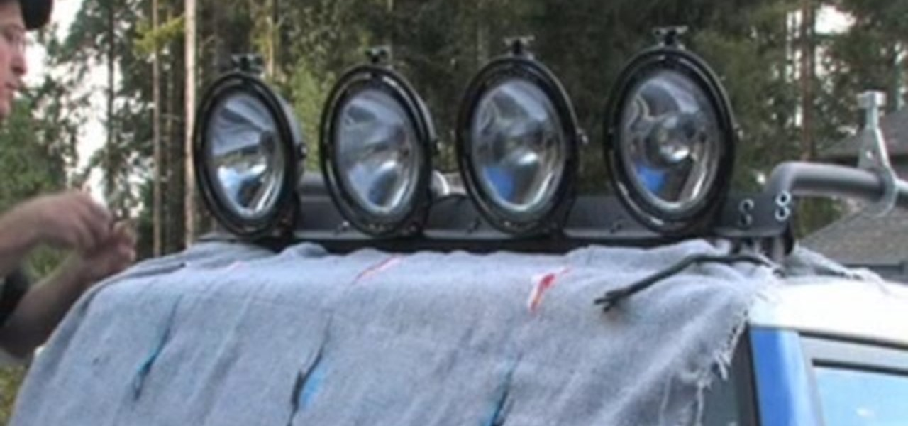 Wiring Off Road Lights Fj Cruiser