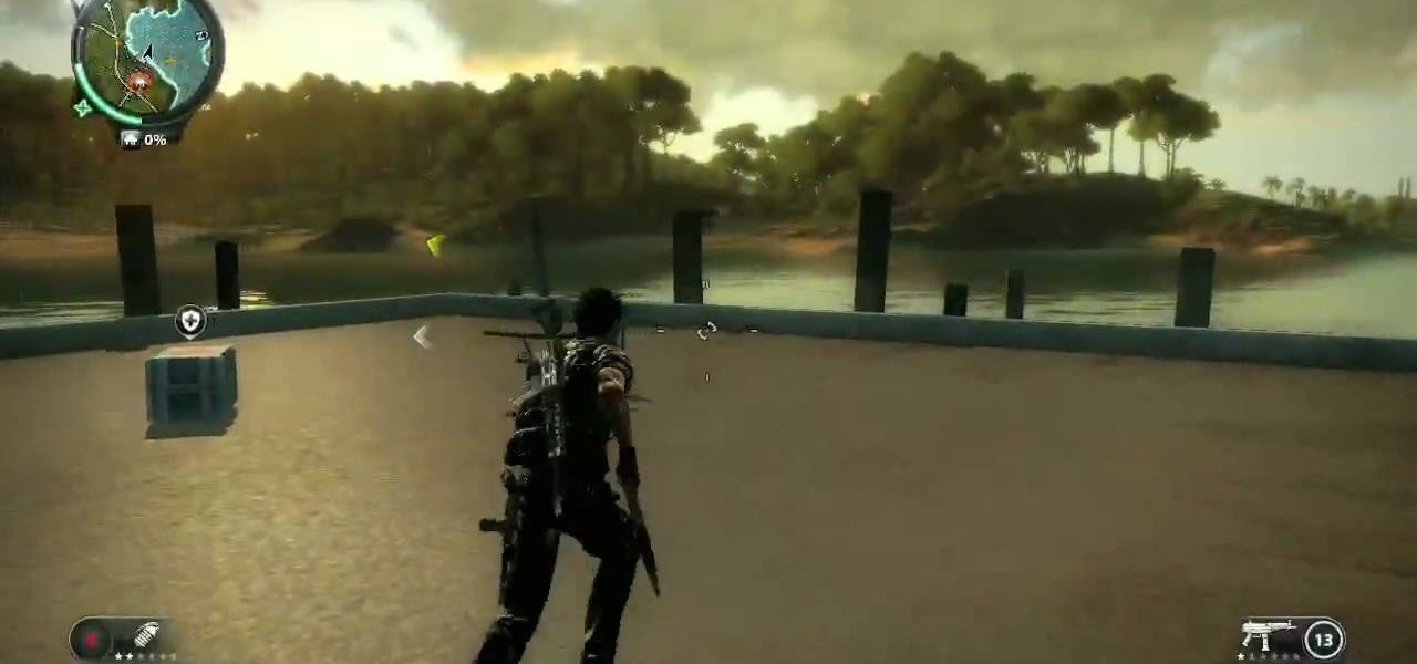 How to Find the I Am Legend easter egg in Just Cause 2