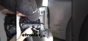How to Install a trailer wiring harness on a Jeep Liberty
