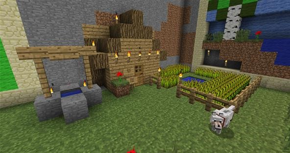 Minecraft Much To Do About Gardens Load Save WonderHowTo
