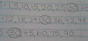 Divisibility Rules « Math Semester Final :: WonderHowTo