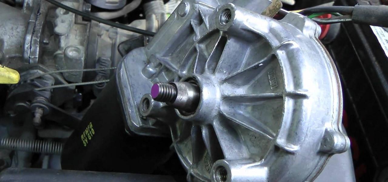 1991 volvo 740 radio wiring diagram power wheels 6 volt how to troubleshoot and fix broken windshield wipers auto maintenance repairs wonderhowto