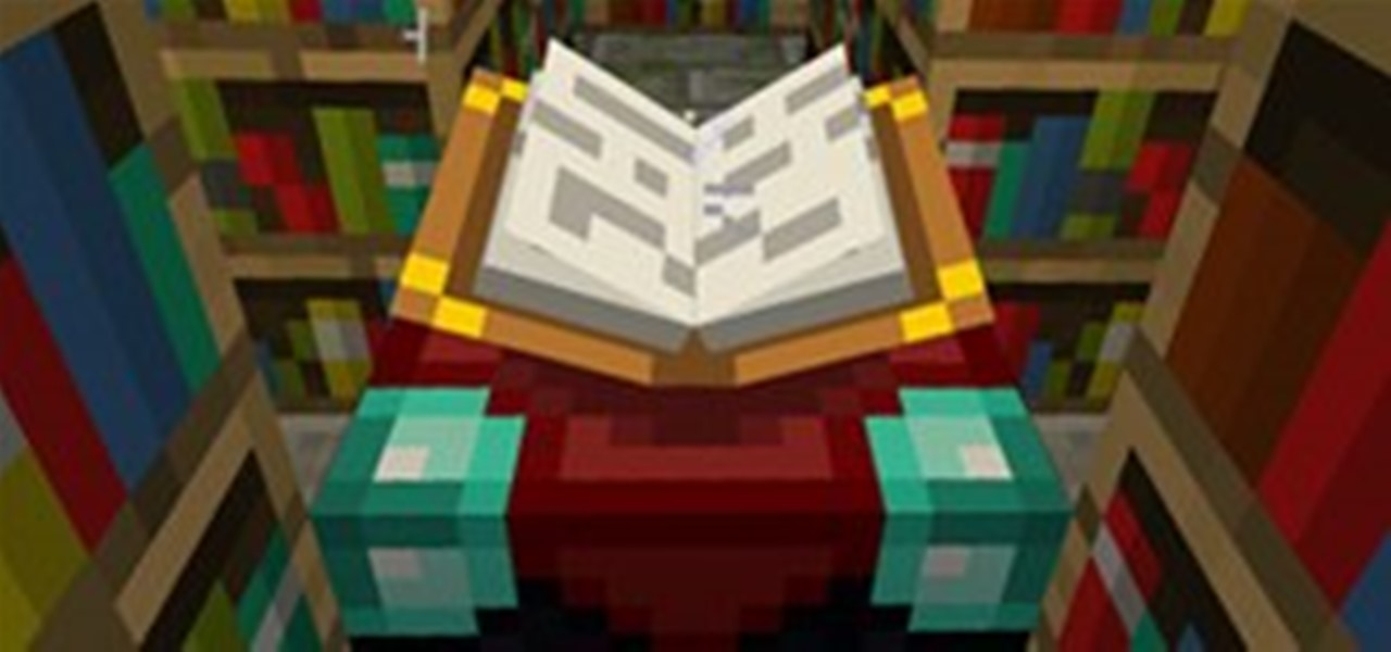How To Use The Enchantment Table In Minecraft Minecraft Wonderhowto