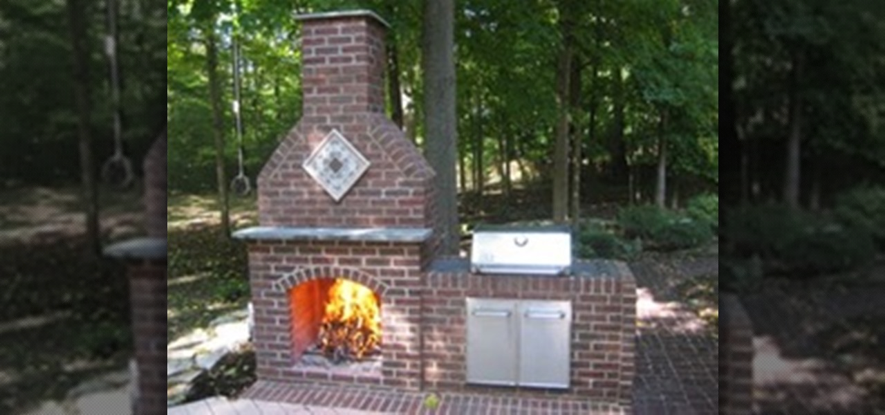 How Many Bricks To Build Outdoor Fireplace  Outdoor Ideas