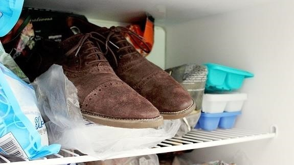 Image result for REFRIGERATE THE SHOES!