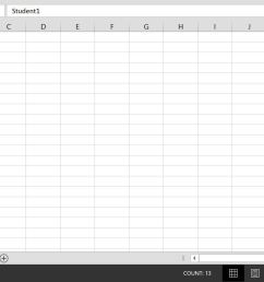 How to Create a Basic Attendance Sheet in Excel « Microsoft Office ::  WonderHowTo [ 656 x 1208 Pixel ]