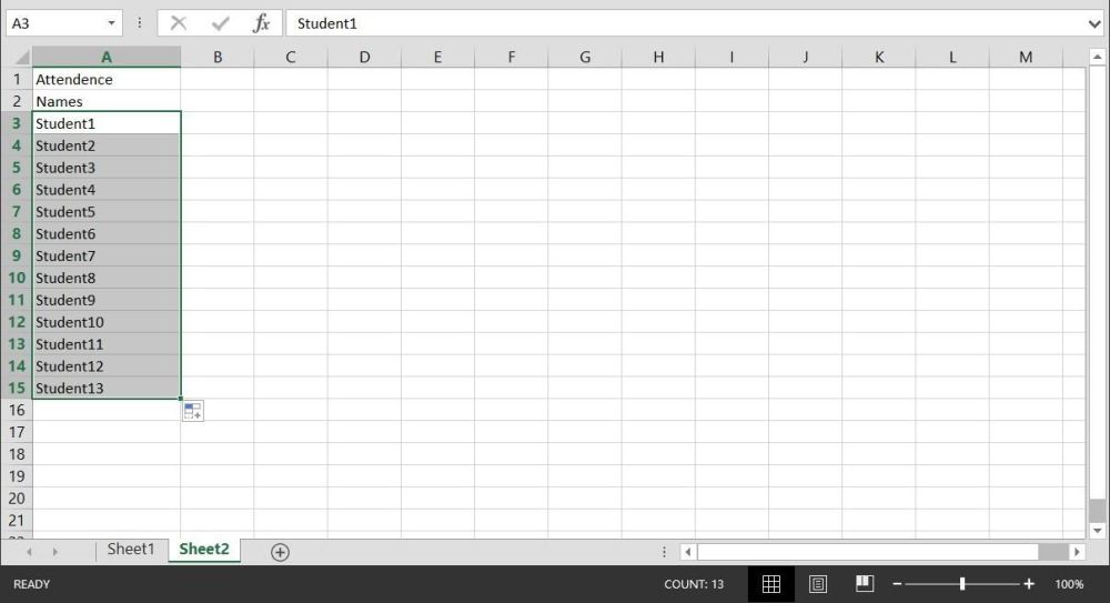 medium resolution of How to Create a Basic Attendance Sheet in Excel « Microsoft Office ::  WonderHowTo