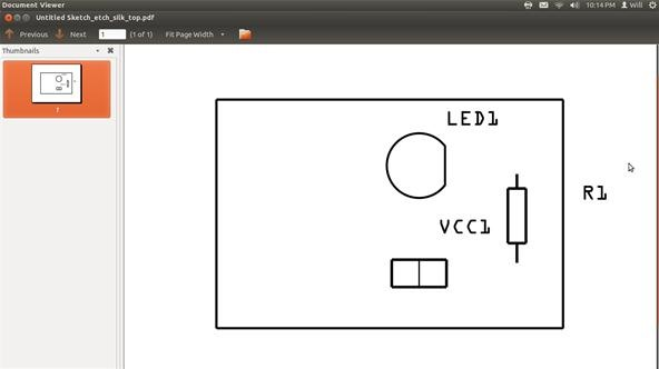 Practically Anything Part 1 Fritzing Circuit Boards Mad Science