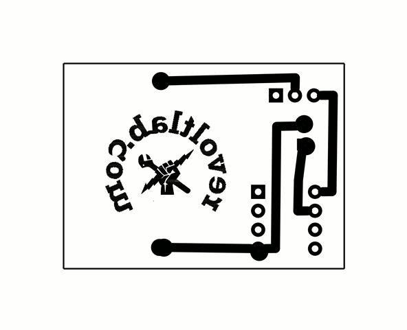 diy circuit boards using photo etch process circuit construction