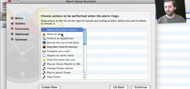 Alarm Clock Pro On A Mac Os X