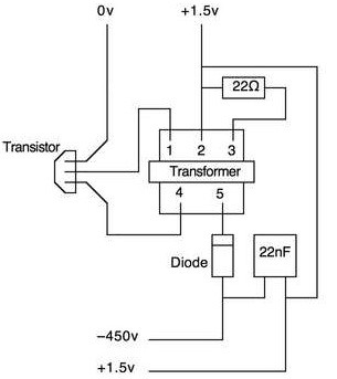 Simple Capacitor Charge Circuit Simple Capacitor Diagram