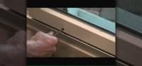Sliding Glass Door: Adjust Sliding Glass Door