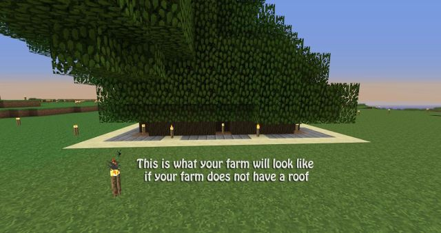 How to Build a Tree Farm in Minecraft for Easy Access to All Types