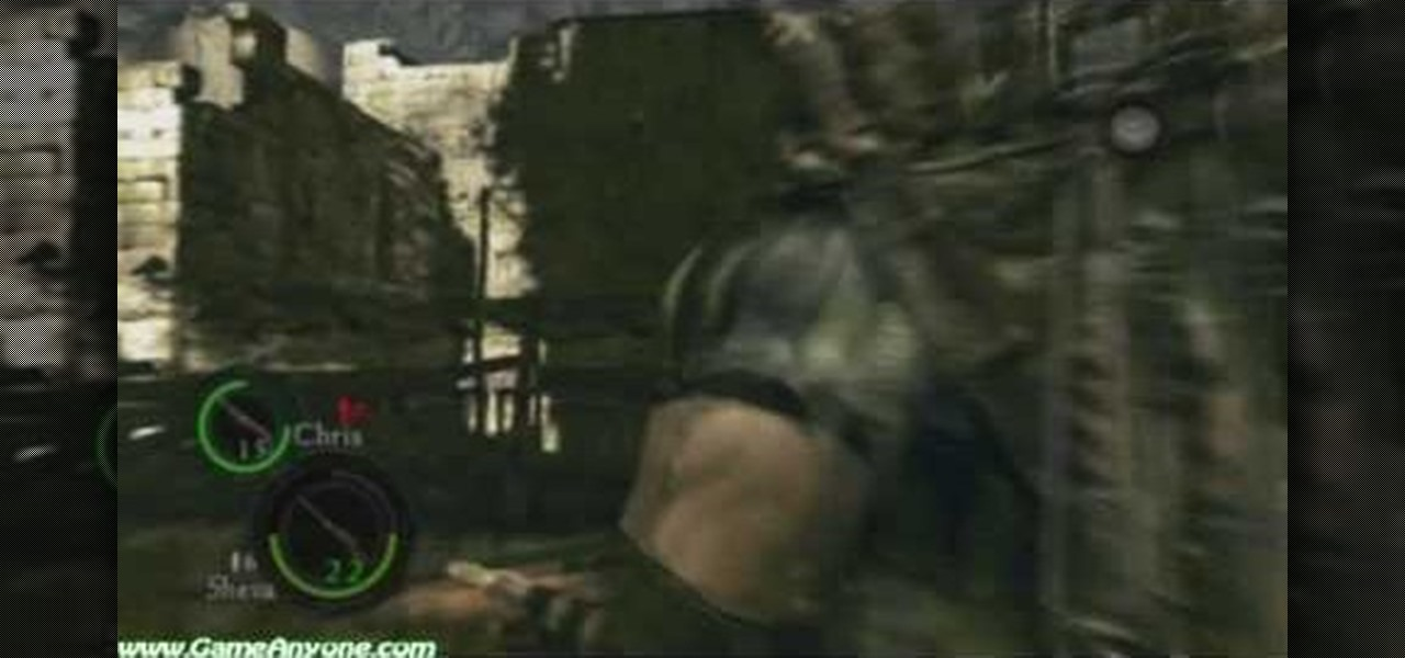 How to Walkthrough Resident Evil 5. Chapter 4-2 Worship Area « PlayStation 3 :: WonderHowTo