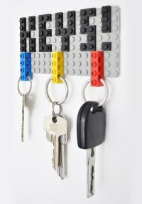 LEGO DIY Key Holder