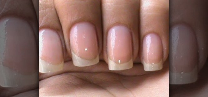 Real Nails Do You Feel When Have Your Going All Natural Young And Free Happy Carefree Think People See As A Serious
