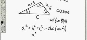 How to Use the TOA formula in trigonometry « Math