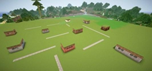 Self building village in Minecraft Minecraft :: WonderHowTo