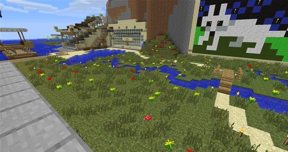 Minecraft Much To Do About Gardens Load Save WonderHowTo