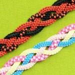 Braided Square Knot Bracelet Tutorial Jewelry Wonderhowto