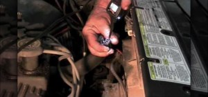 How to Fix the cooling fan dropping resistor on a '97 Ford Windstar « Auto Maintenance & Repairs