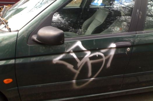 How To Remove Spray Paint After Your Car Gets Tagged Maintenance