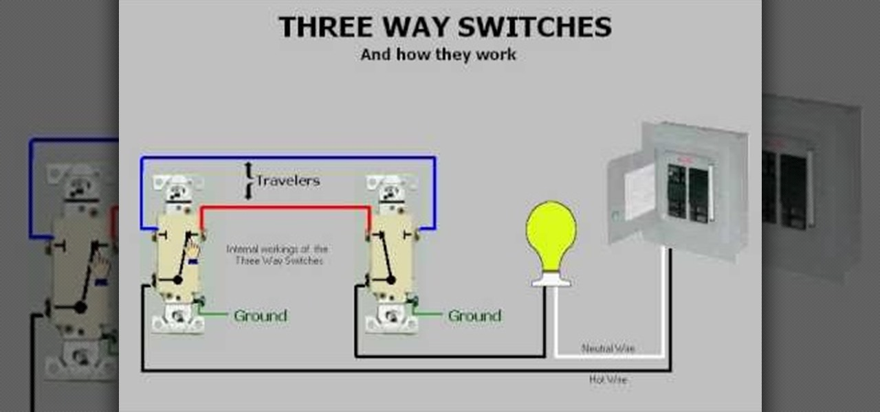 3 Way Switch Voltage Reading