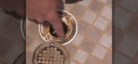 Cleaning Hair Out Of Shower Drain - Operation18 - Truckers ...