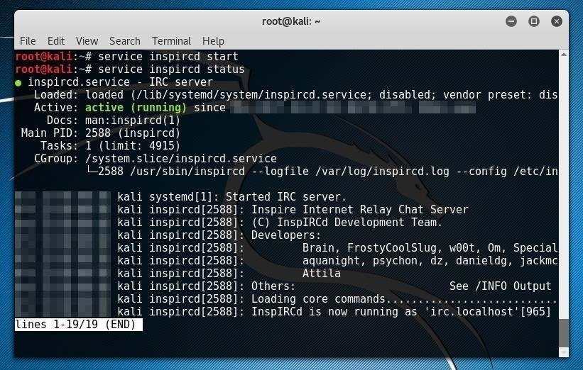 How To Host a Deep Web IRC Server for More Anonymous Chatting -