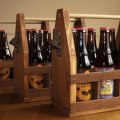 Your beer in style with these diy wooden six pack holders 171 beer