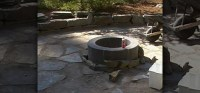 How to Mortar a firepit  Landscaping :: WonderHowTo