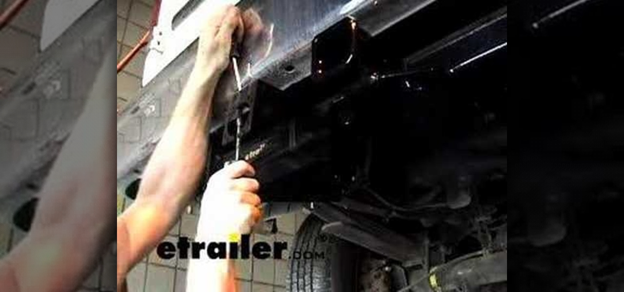 2014 Nissan Frontier Trailer Wiring Harness How To Install A Trailer Wiring Harness With No Tow
