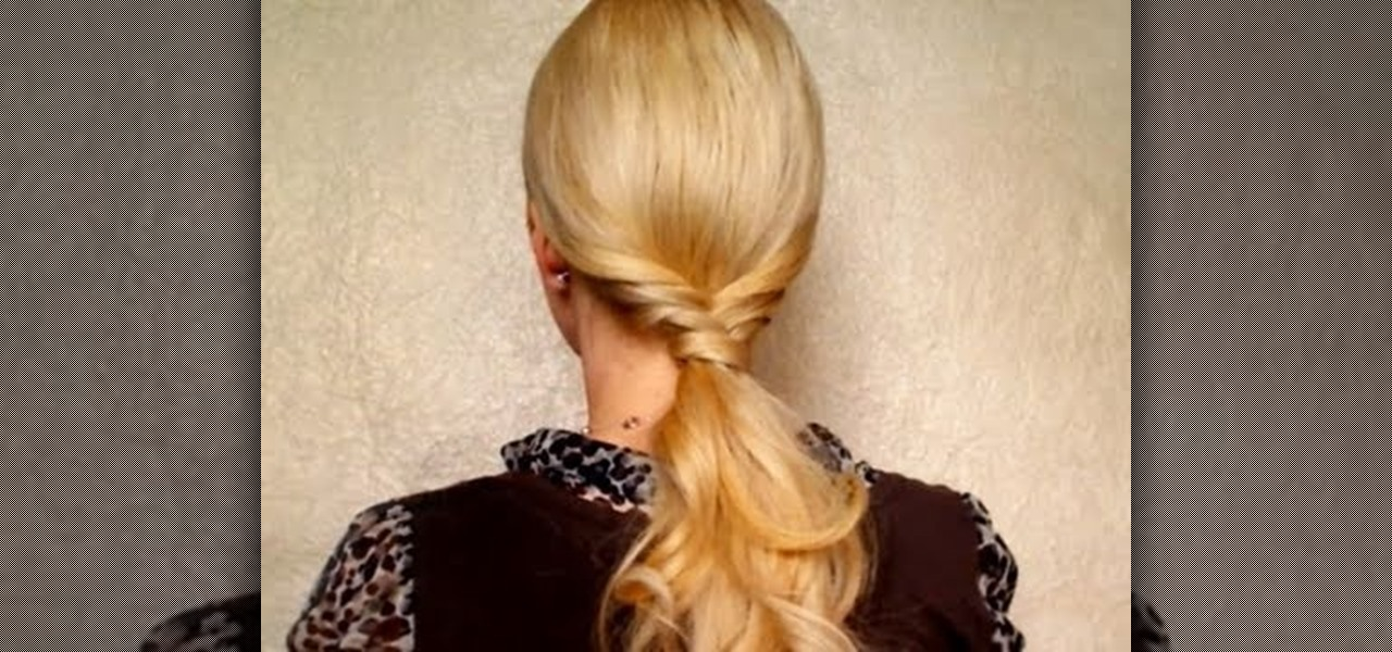 How To Create Several Ponytail Hairstyles For Long And