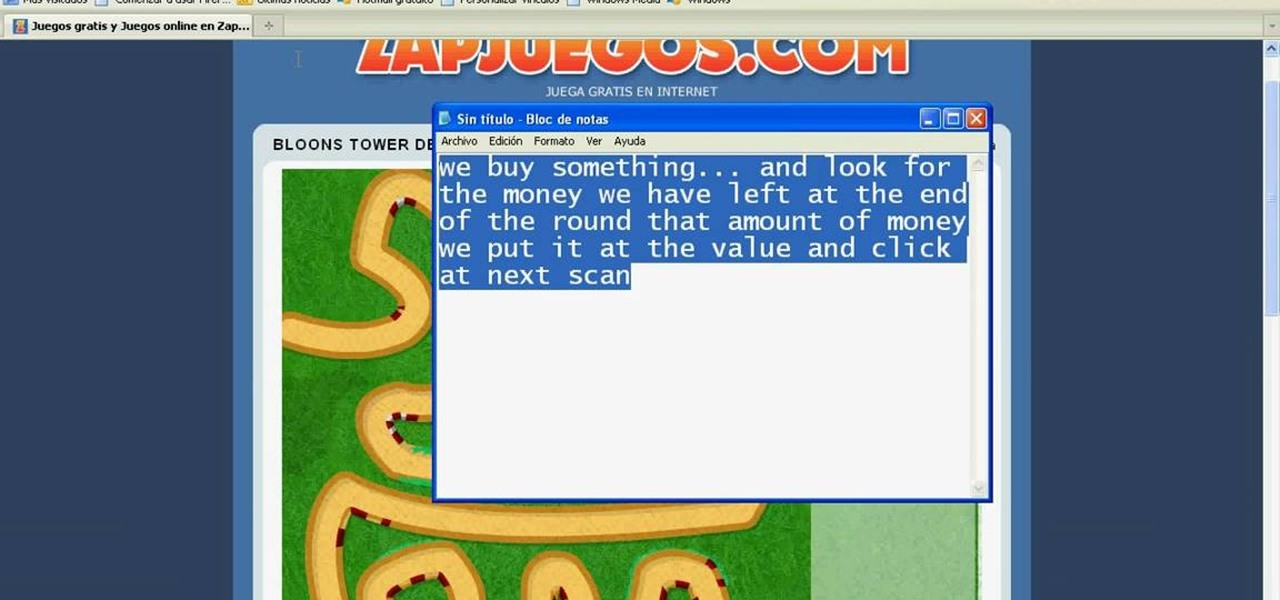 How To Hack Bloons Tower Defense 3 Money 102409 Web