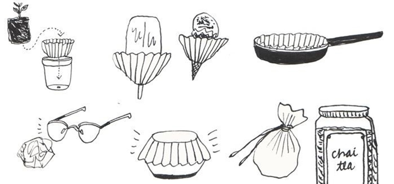 13 Unusual Uses for Coffee Filters « The Secret Yumiverse