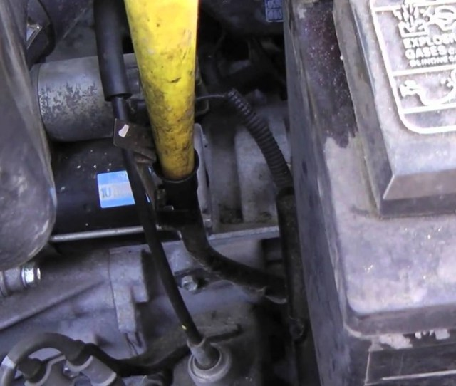 How To Fix Transmission And Oil Seal Leaks Fast With At  Re Seal Auto Maintenance Repairs Wonderhowto