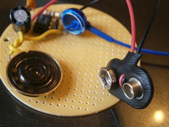 How To Build Speaker Box Audio Amp