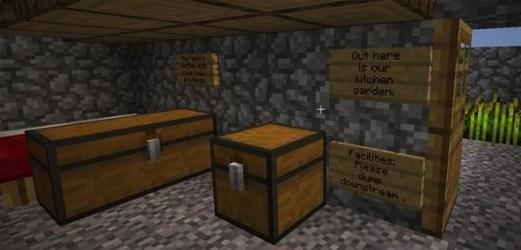 peasant medieval minecraft inside wonderhowto kitchen