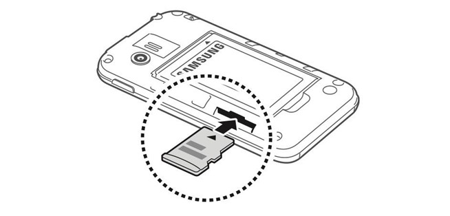 How to Insert an SD Card into a Samsung Galaxy Y « Android
