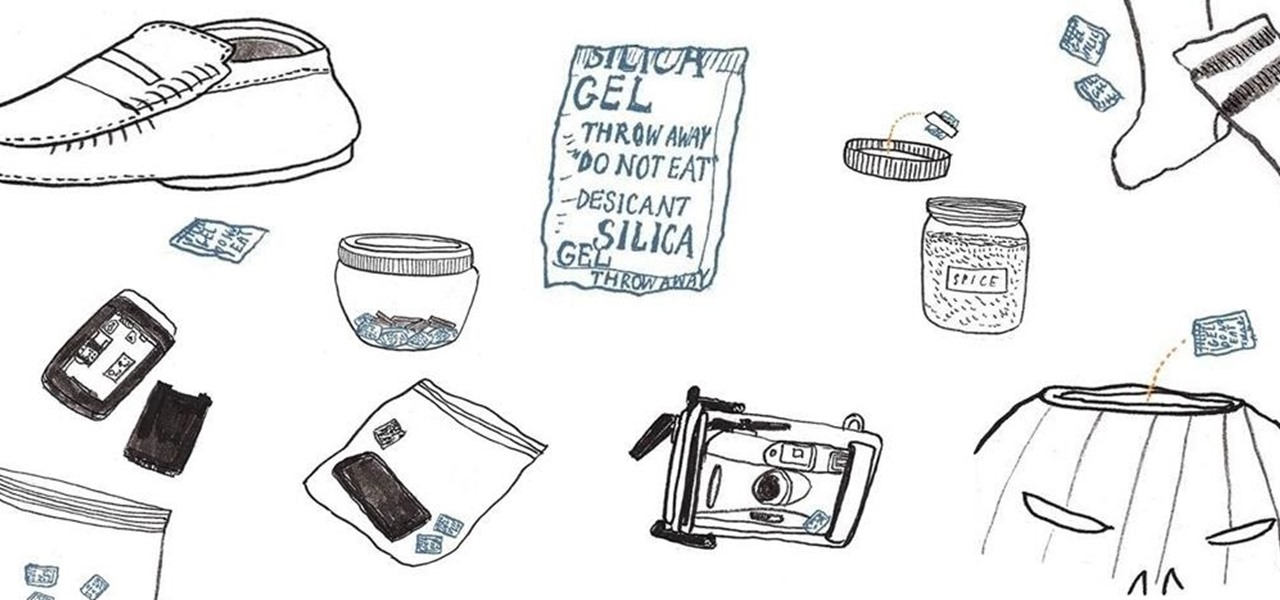 11 Unexpected Uses for Silica Gel Packets « The Secret